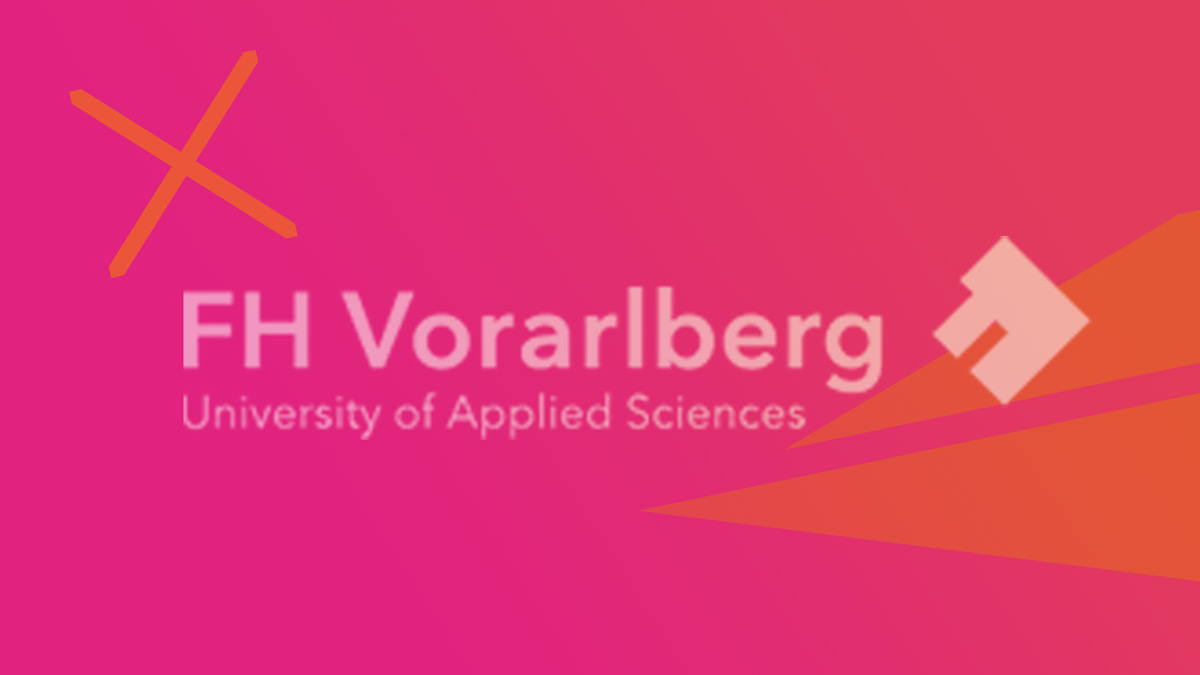 Ausbildung / education FH Vorarlberg